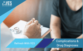 ICD-10-CM codes for complications and drug diagnoses