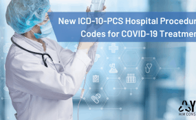 new hospital procedure codes for covid-19