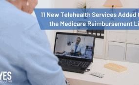 list of medicare telehealth services
