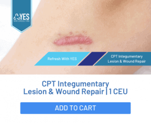 laceration repair CPT