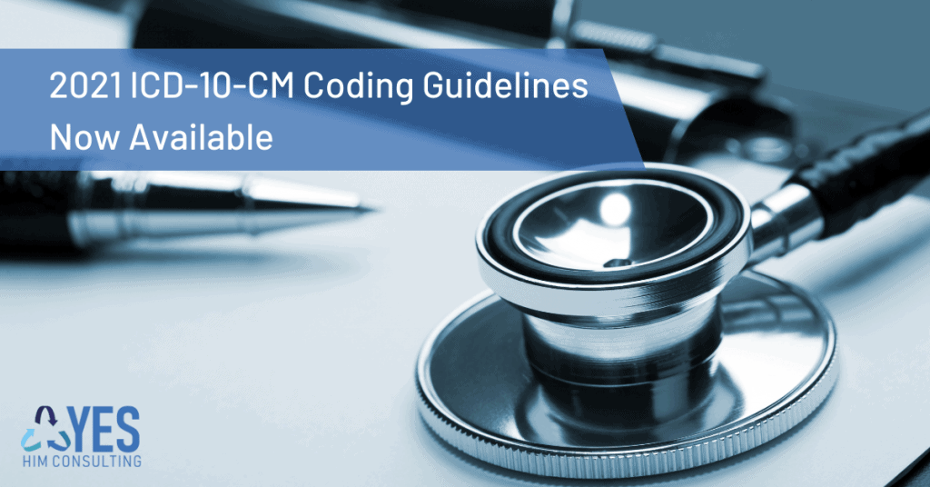 2021 ICD-10-CM coding guidelines
