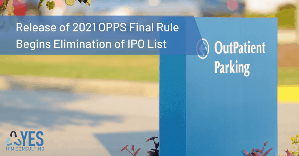 outpatient prospective payment system