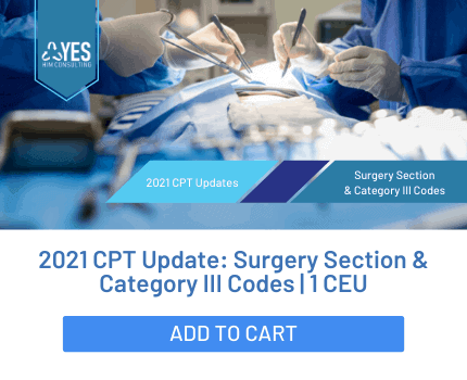 Review 2021 CPT Updates: CPT Radiology, E/M, Category III ...