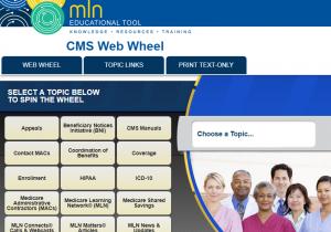 CMS Wheel